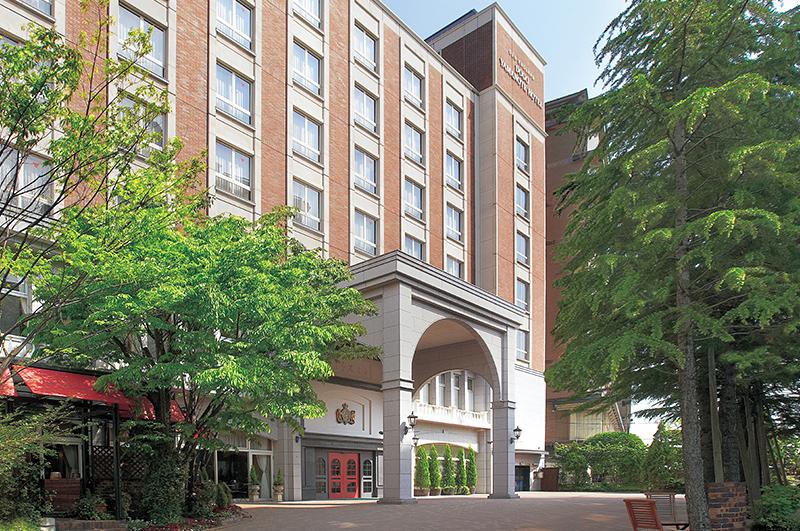 オールドイングランド道後山の手ホテル